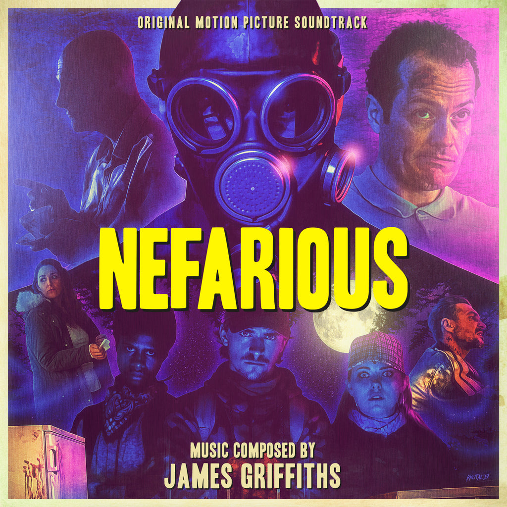 Nefarious by James Griffiths (24 bit / 48k digital only)