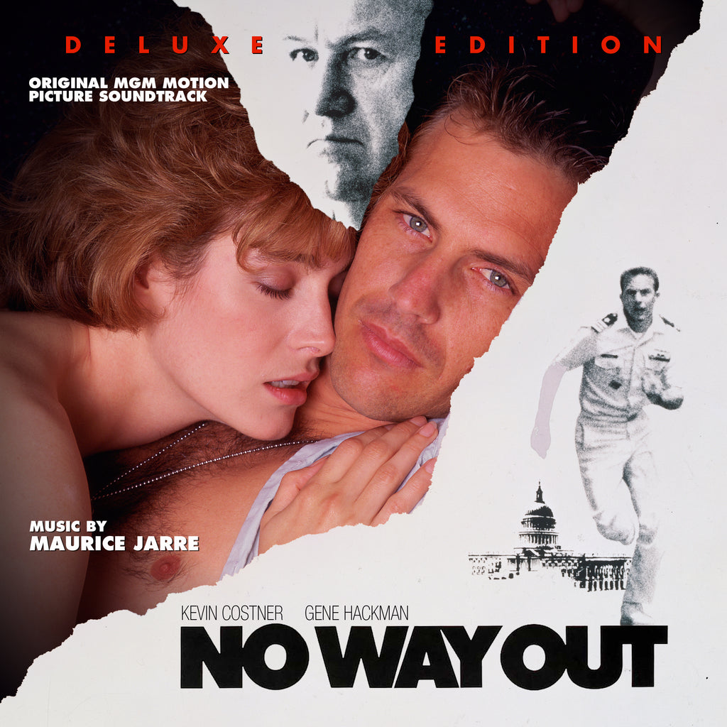 No Way Out: Deluxe Edition: Original MGM Motion Picture Score by Maurice Jarre (2-CD Limited Edition) (SOLD OUT)