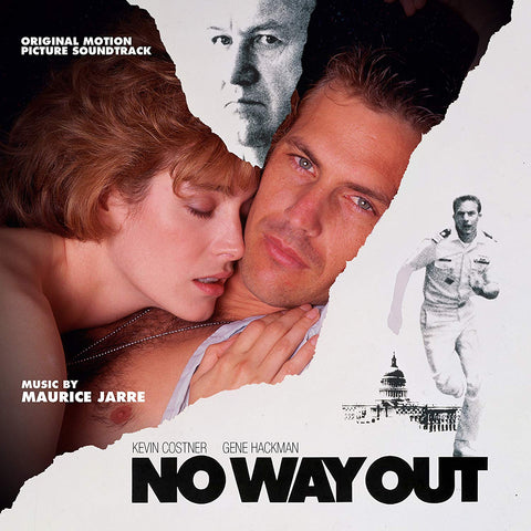 No Way Out: Deluxe Edition: Original MGM Motion Picture Score by Maurice Jarre (Single Disc Limited Edition)