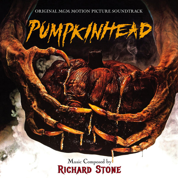 Pumpkinhead: Original MGM Motion Picture Soundtrack by Richard Stone (CD) (SOLD OUT)