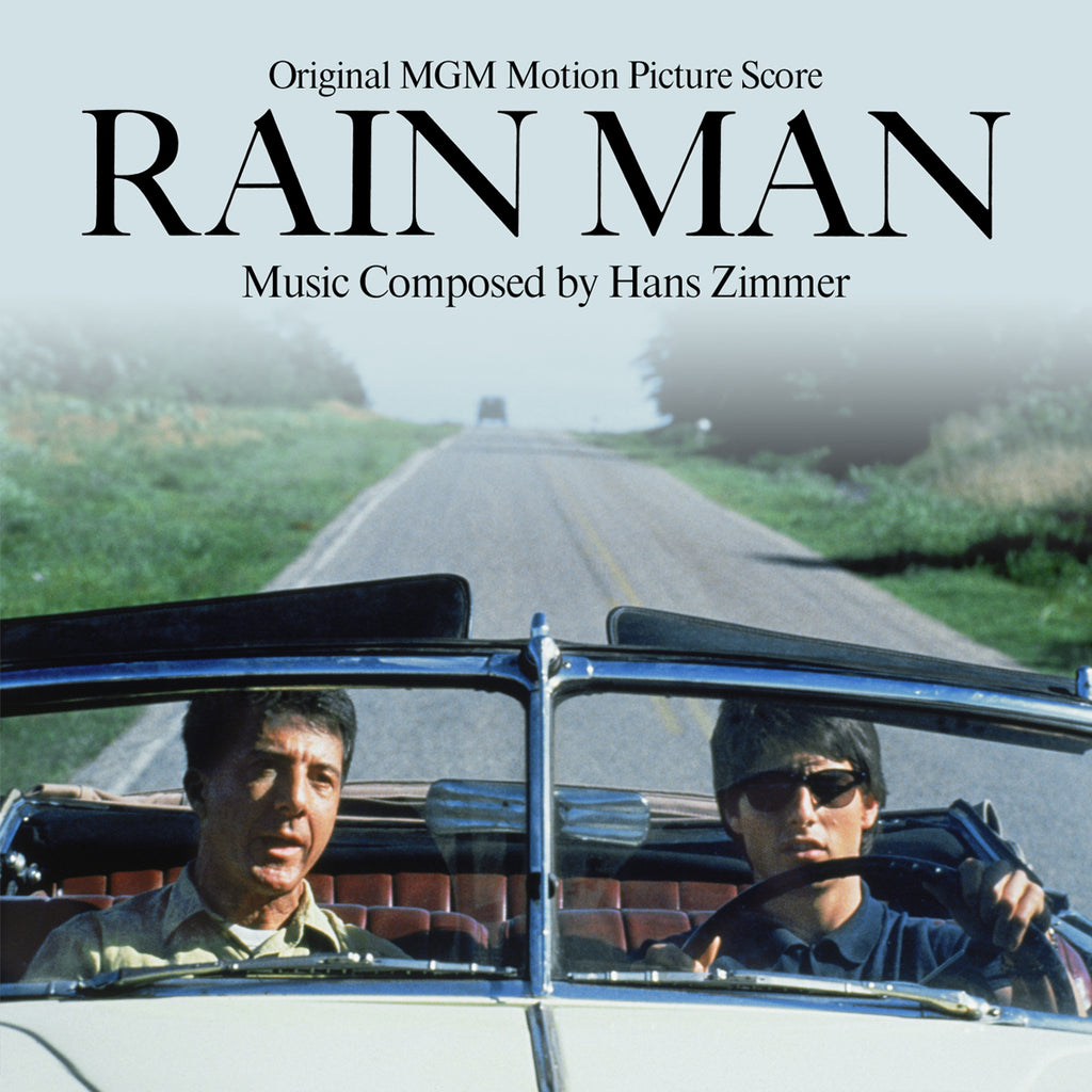 Rain Man: Original MGM Motion Picture Score by Hans Zimmer (SOLD OUT)