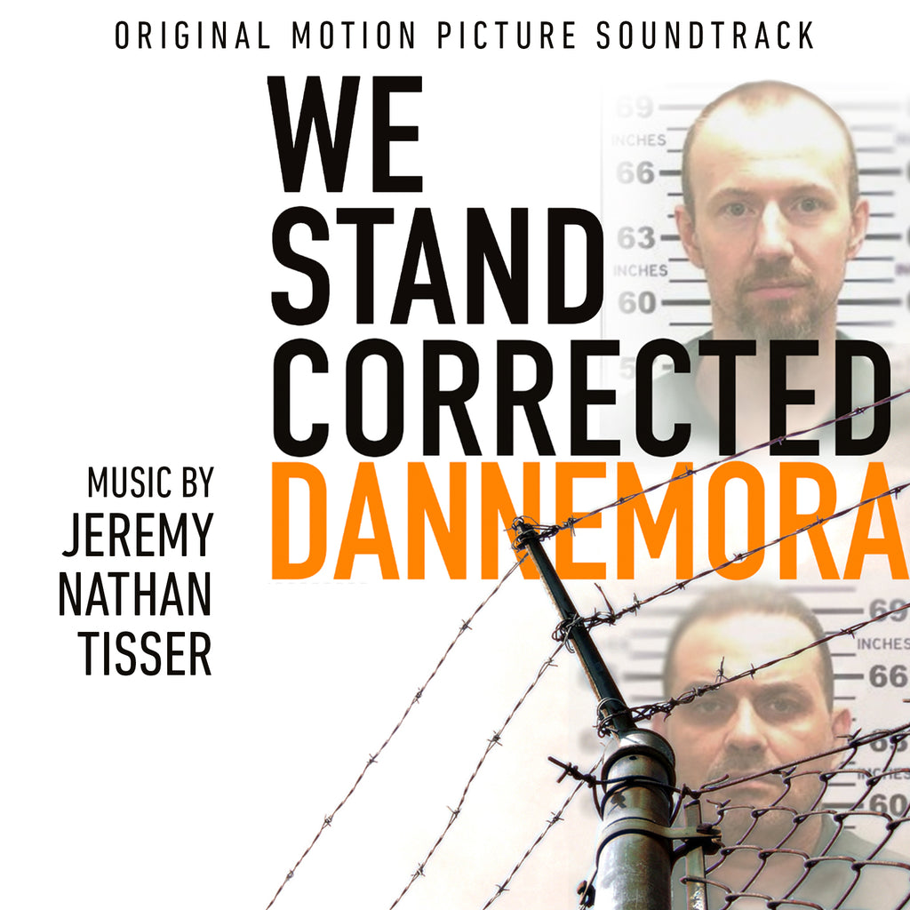 We Stand Corrected by Jeremy Nathan Tisser (24 bit / 48k Digital Only)