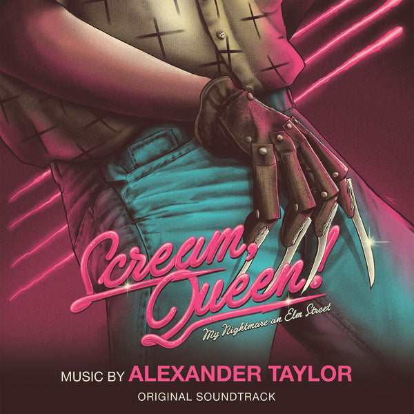 Scream, Queen! My Nightmare On Elm Street by Alexander Taylor (CD only)