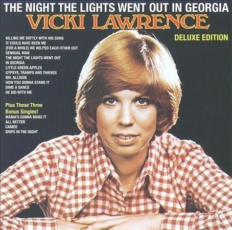 Vicki Lawrence: The Night The Lights Went Out In Georgia (CD only)