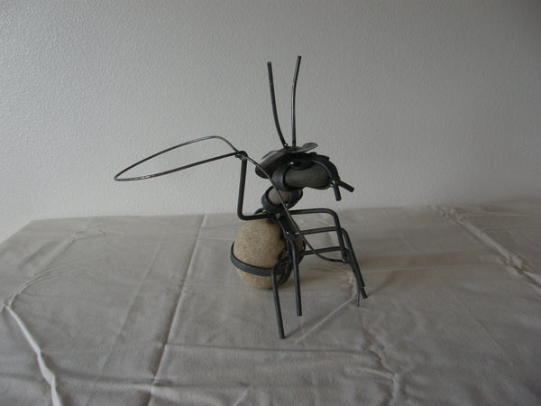 Yard Art Cowboy Ant