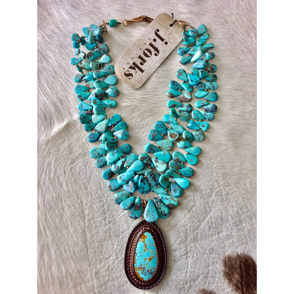 Petal Turquoise