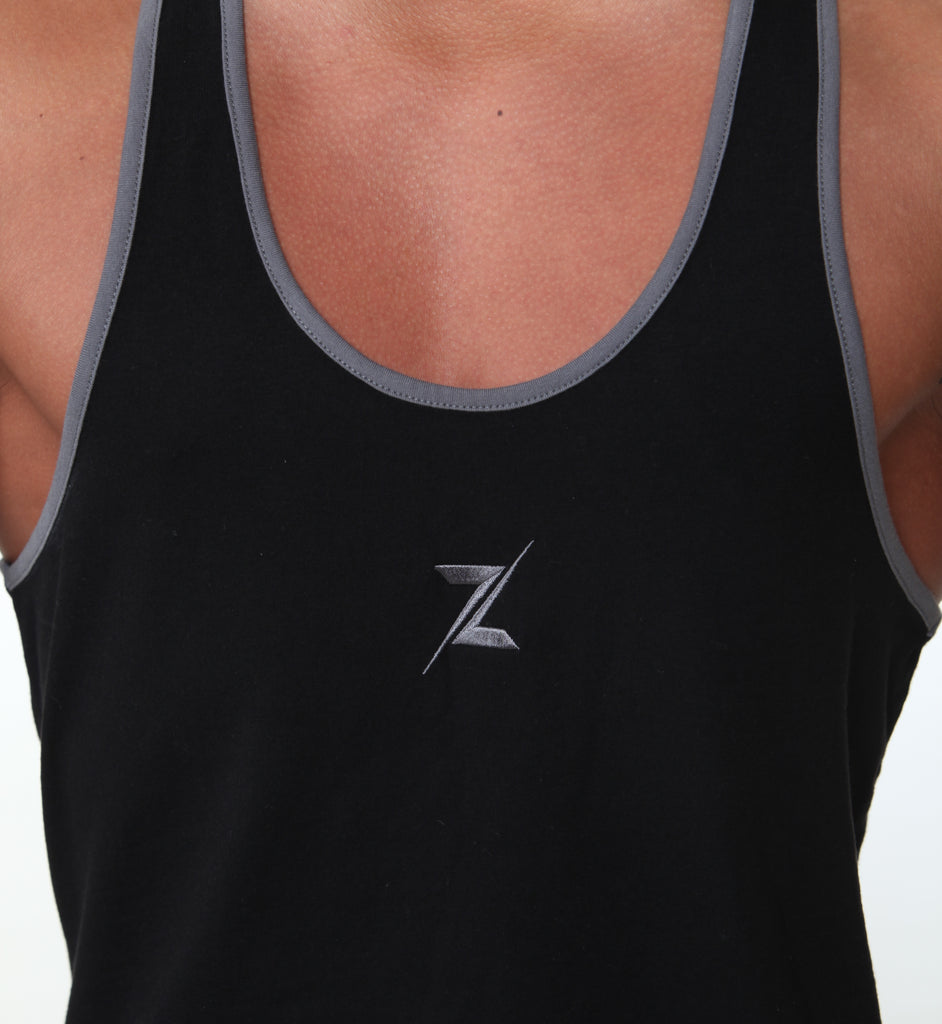 Outlined Essential Stringer Tank
