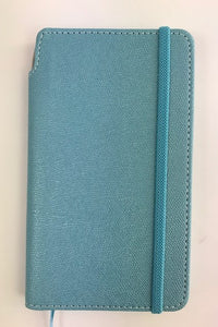 Purse Notebook Cobalt (with pen in the spine)