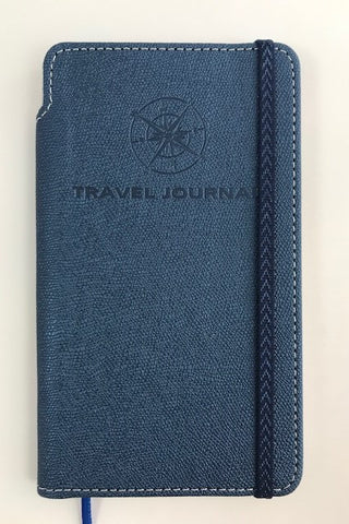 Travel Journal Midnight Slim