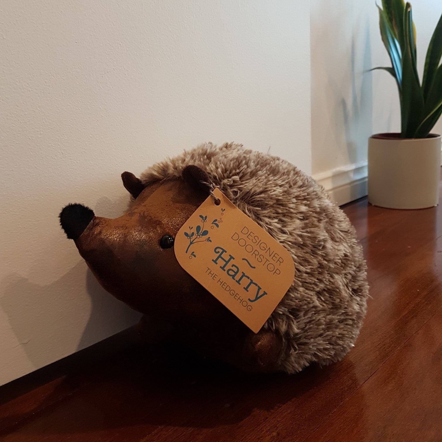 Designer Doorstop - Harry the Hedgehog