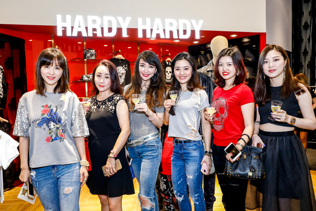 Hardy Hardy X 优家荟 Valentine's Day Event