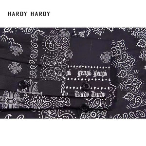 HARDY HARDY Paisley Pattern Men's Shirt
