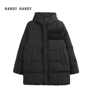 HARDY HARDY Champion Skull & Bones Men's Down Jacket
