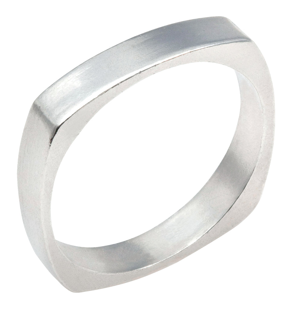 Men Wedding Band, Jewish Jewelry - Ahava