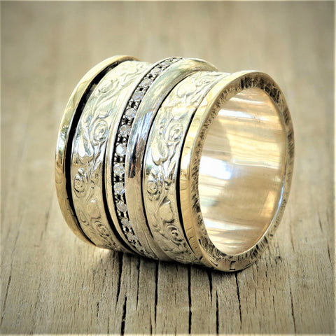 Hammered Ring-Ammah