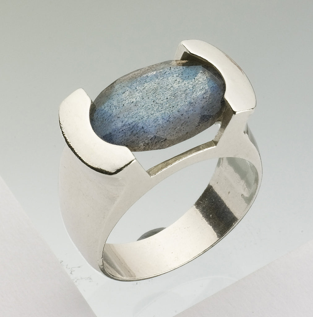 Kabbalah Labradorite Ring, Kabbalah Encrypted Ring, Pure Aura Ring, Meditation Astrology Ring, The Wisdom Of Kabbalah Ring, Judaica Secret Ring, Jewish Solitaire Ring,  Boosts Energy Ring, Kabbalah Encrypted Oval Ring, Unisex Power Ring, Jewish Ring