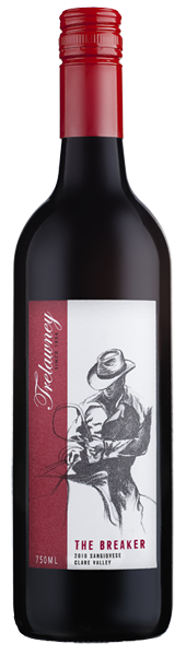 2010 Clare Valley ''The Breaker'' Sangiovese