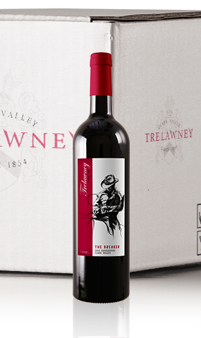 2010 Clare Valley ''The Breaker'' Sangiovese - Only Avaliable on Graysonline