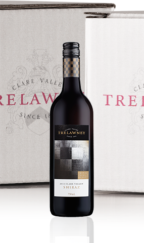 2014 Clare Valley Shiraz - Dozen