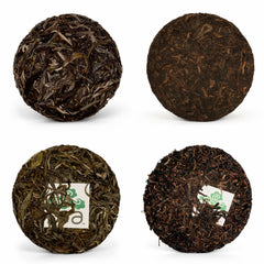 Starter Pu-erh Tea Sampler | Learn About Quality