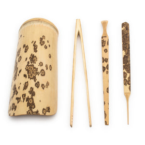Wild Bamboo Tea Tools
