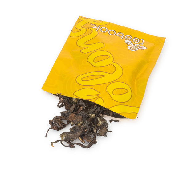 Single-Serving Oolong Teabook Packets - Teabook
