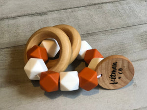 Team Colors Collection- Burnt Orange and White