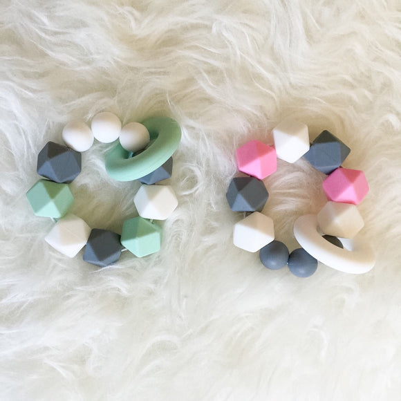 Woodless Silicone Teether