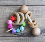 Teether and Rattle Set