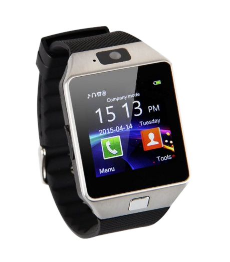 Smart Wrist Watch Phone Mate For Android Sim Card DZ09  6cde14303