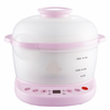 0.9L Multi Functional Slow Cooker - Pink