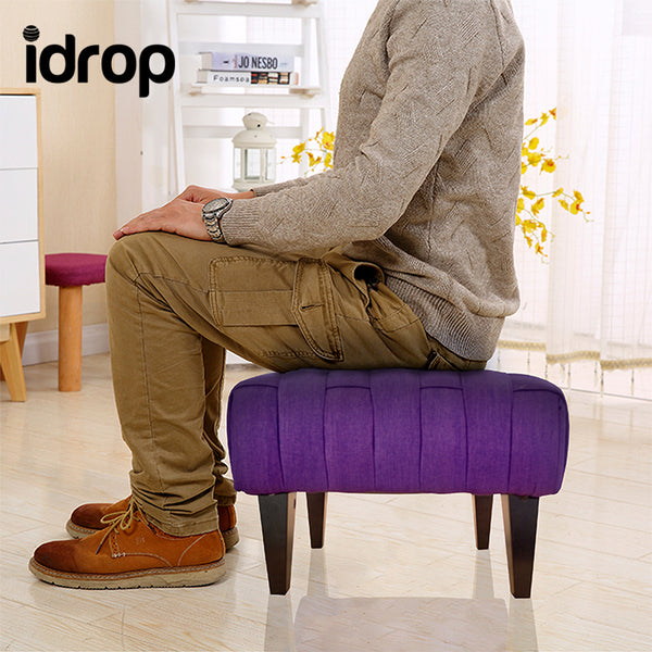 idrop Home and Living High Quality Fabric Woven Design Mini Sofa