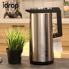 idrop Travel Stainless Steel Double Layer Thermos Insulated Mug 1.9L