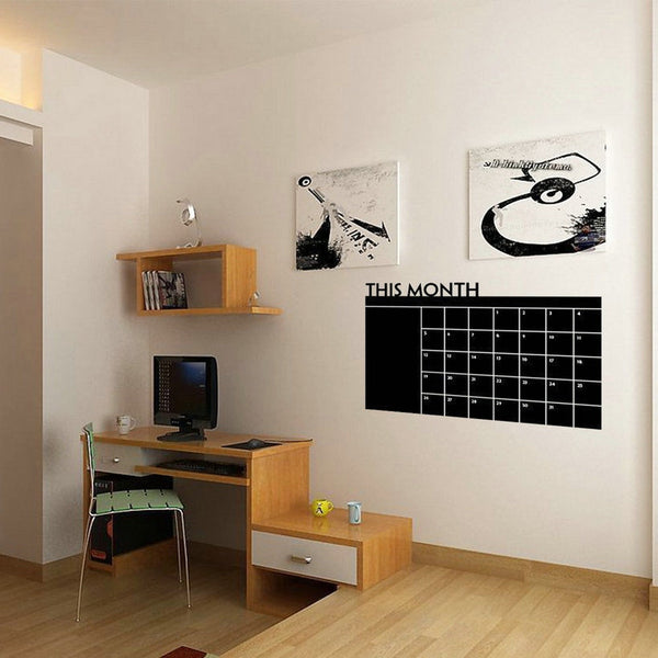 Self-Adhesive Wall Planner