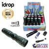 idrop 1W Mini Compact Flashlight - 1PC [ RANDOM COLOR ]