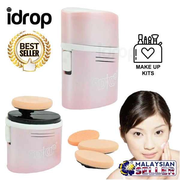 idrop DIA Wisdom Puff Machine Make Up Sponge Kits Set Tools