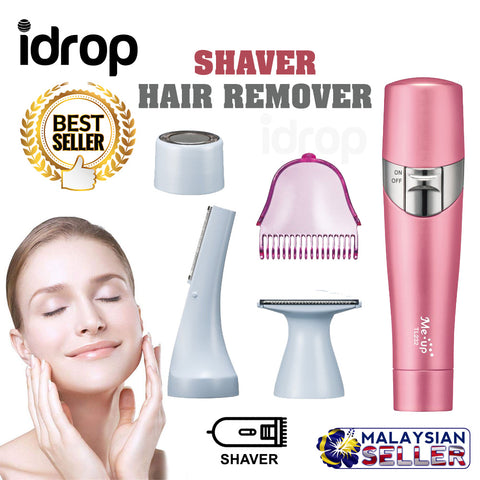 idrop QLLIPIN - Painless Hair Remover Shaver Trimmer For Women