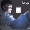 idrop Set of 2 COB LED 3W Ultra-Bright Wall Switch AAA Battery Operation