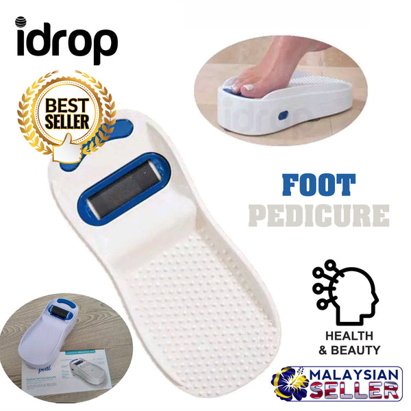idrop ASTV STEP PEDI - Automatic Callus Grinding Machine Foot Pedicure Electric Foot File