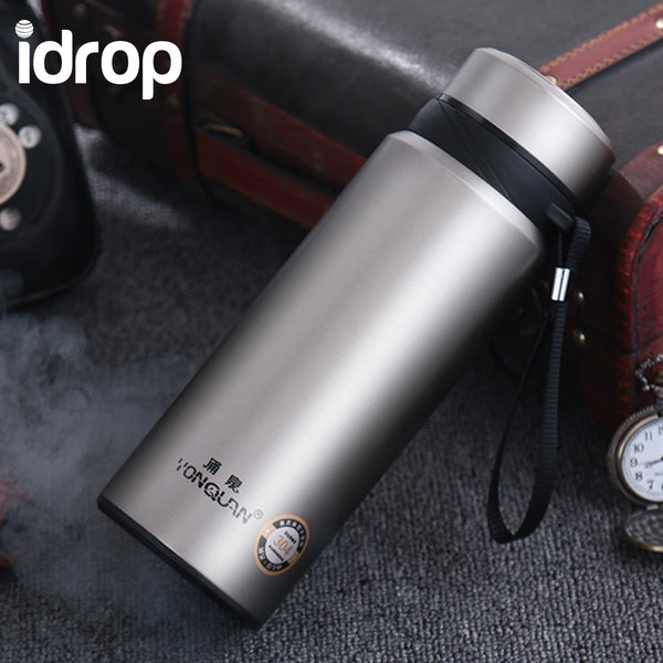 idrop Travel Stainless Steel Vacuum Flasks & Thermos Bottle 620ML