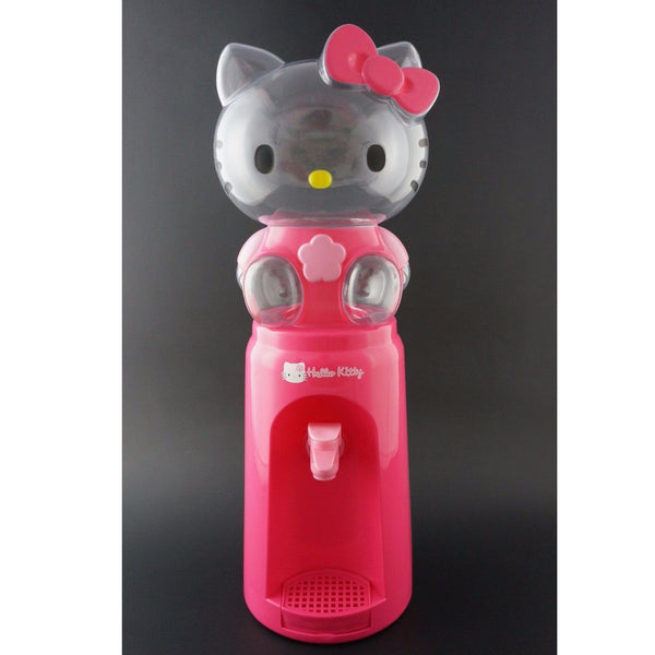 2.5 Liters Mini Water Dispenser 8 Glasses Water Dispenser Hello Kitty Style