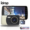 idrop A003-001 CAR DVR 4ch Camera Video Recorder Dual lens Dash Cam Parking Assistance Full HD 1080p Vehicle camera Auto