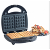 3-in-1 Grill, Toaster, and Waffle Iron