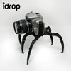 idrop Life-Phorm Black Spider for Cameras/Phones/Tablets Holder