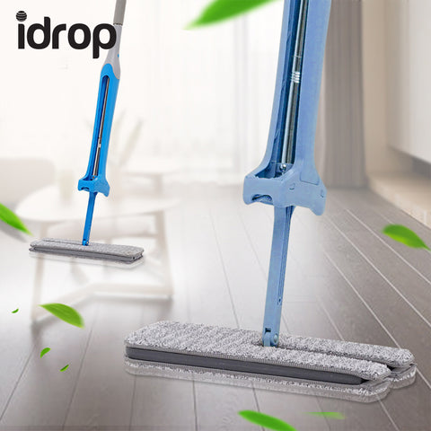 idrop Special Design More Flexible Free Hand 360 Spinner Mop (36cm)