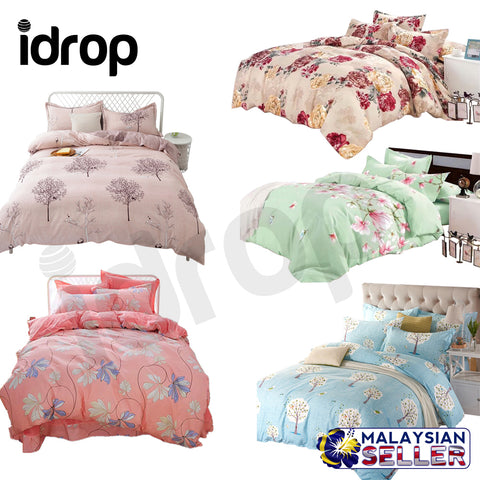 idrop [ QUEEN SIZE ] Hotel Standard - Fitted 650 Thread Count Bedsheet