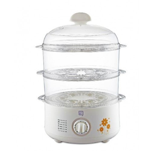 3 Layer Electric Steamer