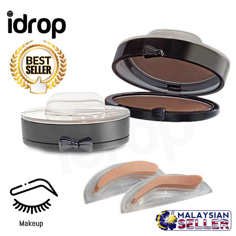idrop 3 Second Brow Eyebrow Stamp - Perfect, Natural-Looking Eye Brows in Seconds