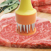 Professional stainless steel Spikes Sharp Knife Meat Beaf Steak Tenderizer