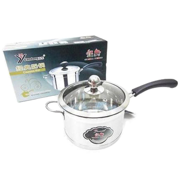YD-8018# 18cm Stainless Steel Modern Pot